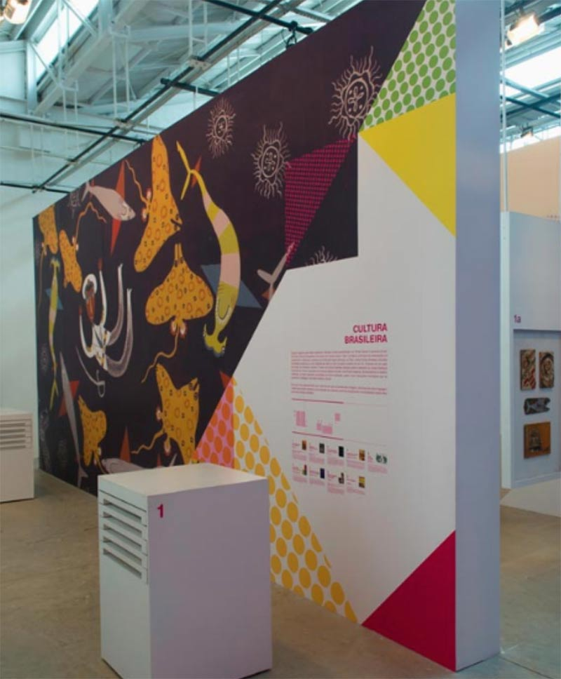 Museum signage and way finding ideas include digitally printed wallcoverings and wall murals from QPS Print